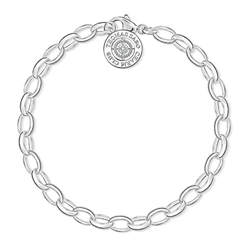 Charm Club 925 Sterling Silber Diamant DCX0001 725 14
