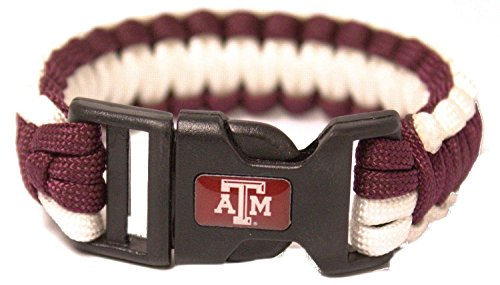 Texas A & M Aggies NCAA Team Farben Survival Stil