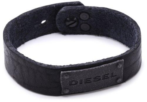 Lederarmband herren diesel  diesel herren armband leder - Shiftmed
