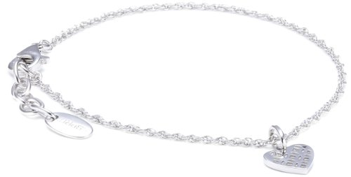 Esprit Jewels Damen-Armband diamant für Sie you rose 925 Sterling Silber ESBR91448A180